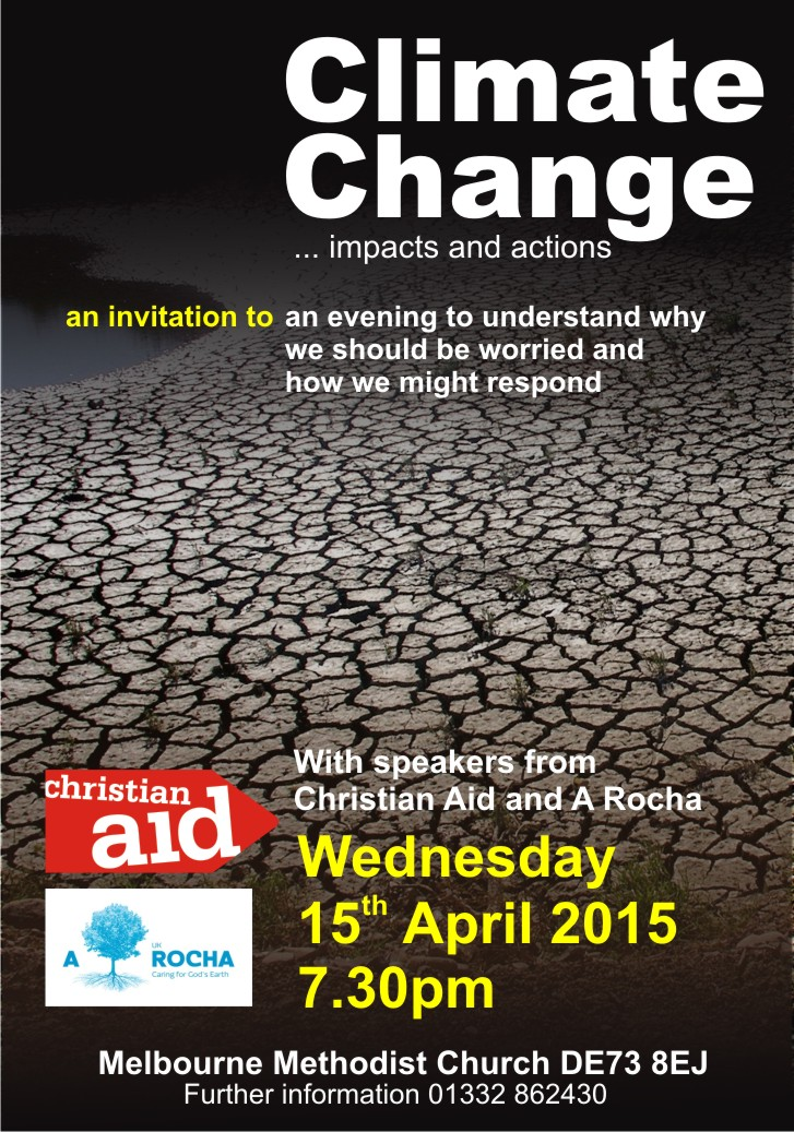Climate Change: Impacts and Actions : Everybodyu0026#39;s Talking